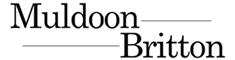 Muldoon Britton US – UK Lawyers in NY USA Mobile Logo